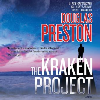 Kraken Project: A Novel, Douglas Preston