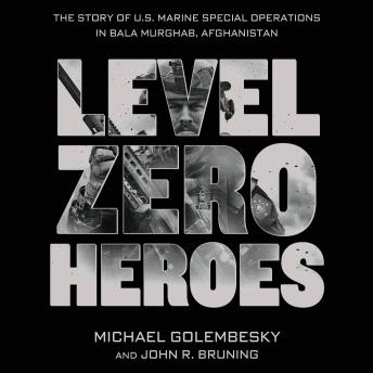 Level Zero Heroes: The Story of U.S. Marine Special Operations in Bala Murghab, Afghanistan sample.