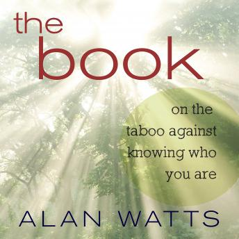 Download Book: On the Taboo Against Knowing Who You Are by Alan Watts