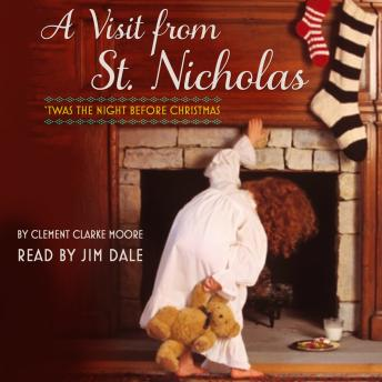 Visit from St. Nicholas: Twas the Night Before Christmas, Nancy Tillman