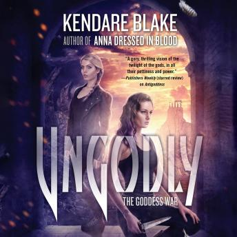 Download Ungodly: A Novel by Kendare Blake