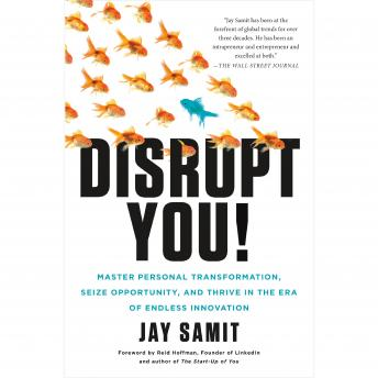 Disrupt You!: Master Personal Transformation, Seize Opportunity, and Thrive in the Era of Endless Innovation sample.