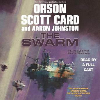 Swarm, Aaron Johnston, Orson Scott Card