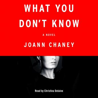 What You Don't Know: A Novel, Joann Chaney