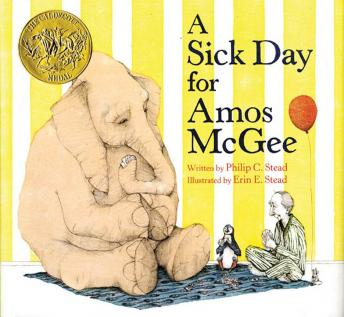 Sick Day for Amos McGee, Philip C. Stead