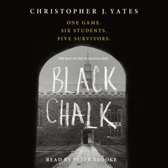 Black Chalk, Christopher J. Yates