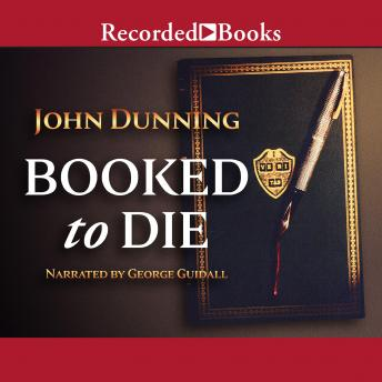 Booked to Die, John Dunning