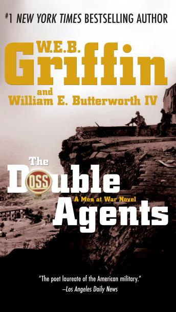 Double Agents, William E. Butterworth IV, W.E.B. Griffin