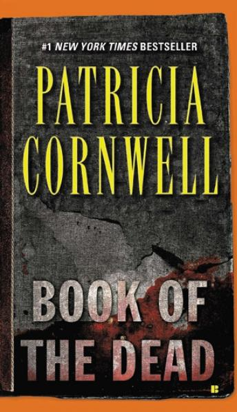 Book of the Dead: Scarpetta (Book 15), Patricia Cornwell
