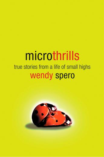 Microthrills: True Stories from a Life of Small Highs, Wendy Spero