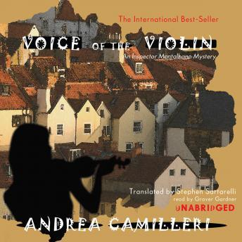 Voice of the Violin: An Inspector Montalbano Mystery