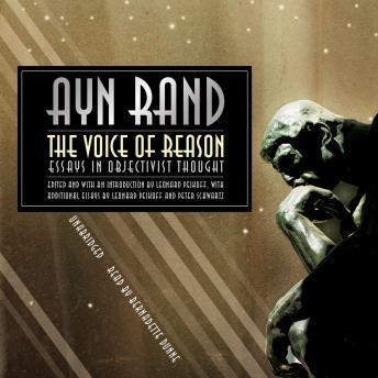 Voice of Reason: Essays in Objectivist Thought, Ayn Rand
