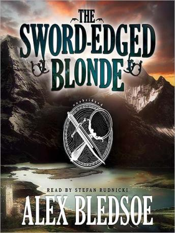 Sword-Edged Blonde, Alex Bledsoe