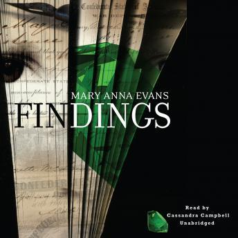 Findings: Faye Longchamp Mysteries, #4, Mary Anna Evans