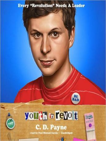Youth in Revolt: The Journals of Nick Twisp, Book One, Audio book by C.D. Payne