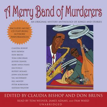 A Merry Band of Murderers, Audio book by Various Authors