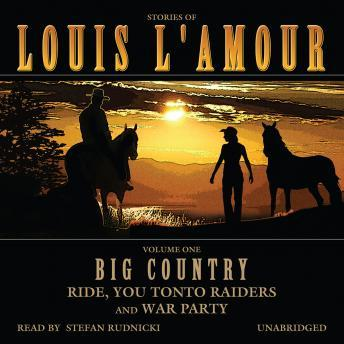 Big Country, Vol. 1: Stories of Louis L'Amour, Louis L'Amour