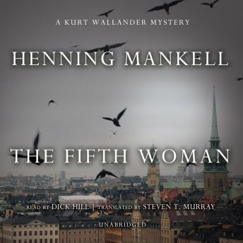Fifth Woman, Henning Mankell