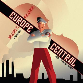 Europe Central, William T. Vollmann
