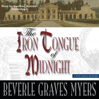 Iron Tongue of Midnight, Beverle Graves Myers