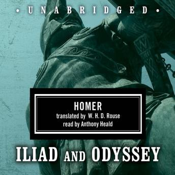 Iliad: The Story of Achilles, Homer