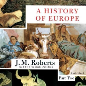 History of Europe, J.M. Roberts