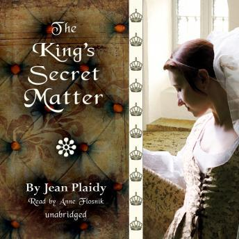 King's Secret Matter, Jean Plaidy