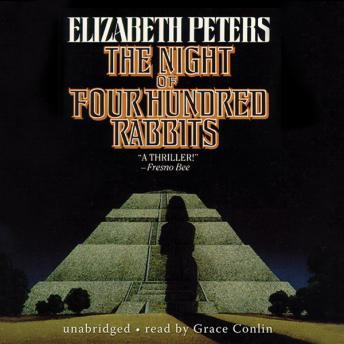 Night of Four Hundred Rabbits, Elizabeth Peters