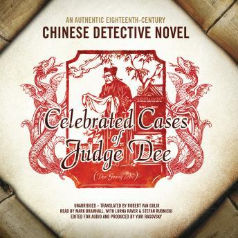 Celebrated Cases of Judge Dee