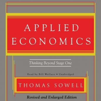 Applied Economics, Thomas Sowell