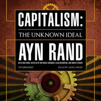 Capitalism: The Unknown Ideal, Ayn Rand
