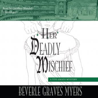 Her Deadly Mischief, Beverle Graves Myers