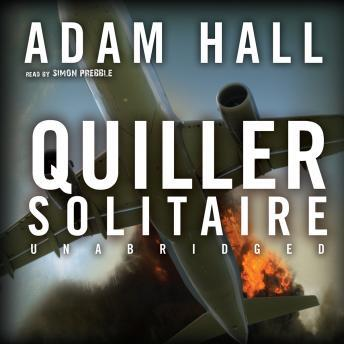 Quiller Solitaire, Adam Hall