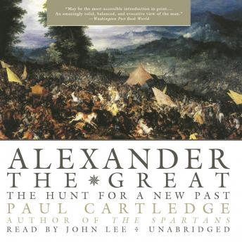 Alexander the Great, Paul Cartledge