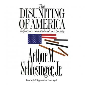 Disuniting of America: Reflections on a Multicultural Society, Arthur M. Schlesinger, Jr.