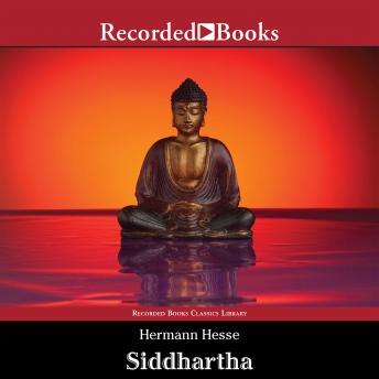 Siddhartha: New Translation by Joachim Neugroschel