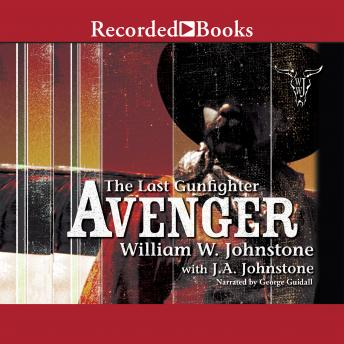 Avenger, William W. Johnstone, J. A. Johnstone