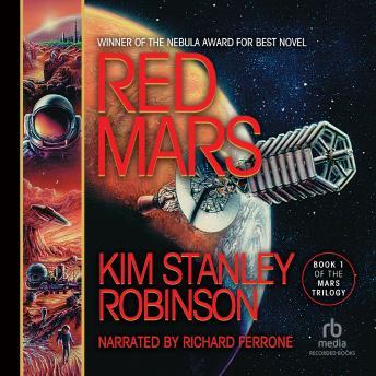 Red Mars details