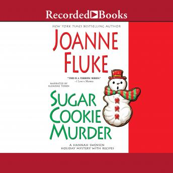 Sugar Cookie Murder