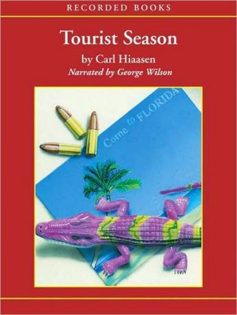 Tourist Season, Carl Hiaasen