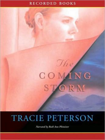 Coming Storm, Audio book by Tracie Peterson