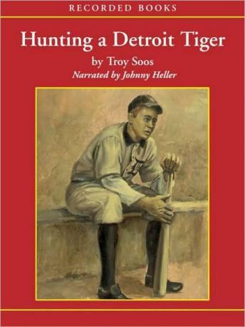 Download Hunting a Detroit Tiger: A Mickey Rawlings Baseball Mystery by Troy Soos
