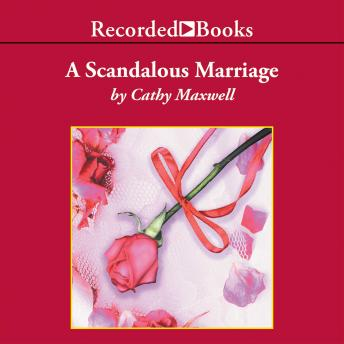 Scandalous Marriage, Cathy Maxwell