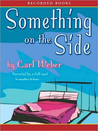 Something on the Side, Audio book by Carl Weber