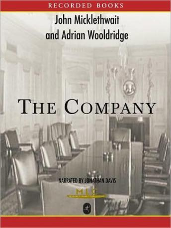 Company: A Short History of a Revolutionary Idea, John Micklethwait