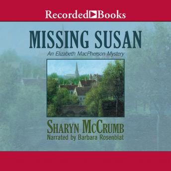 Missing Susan, Sharyn McCrumb