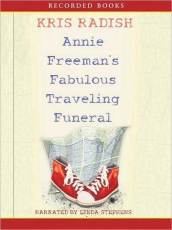 Annie Freeman's Fabulous Traveling Funeral sample.