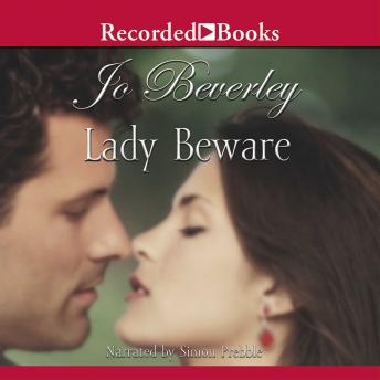 Lady Beware : A Novel of the Company of Rogues, Jo Beverley
