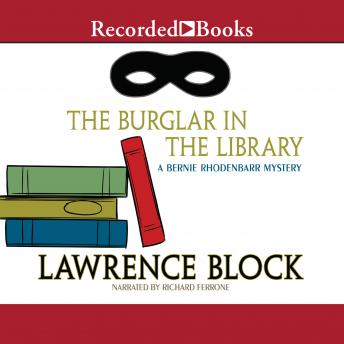 The Burglar in the Library, Lawrence Block