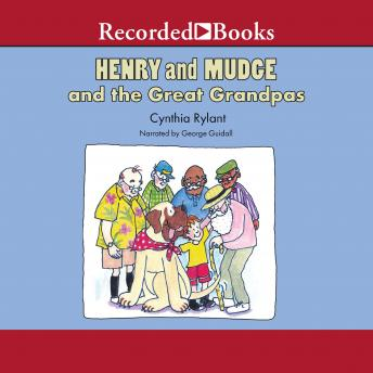 Henry and Mudge and the Great Grandpas, Cynthia Rylant